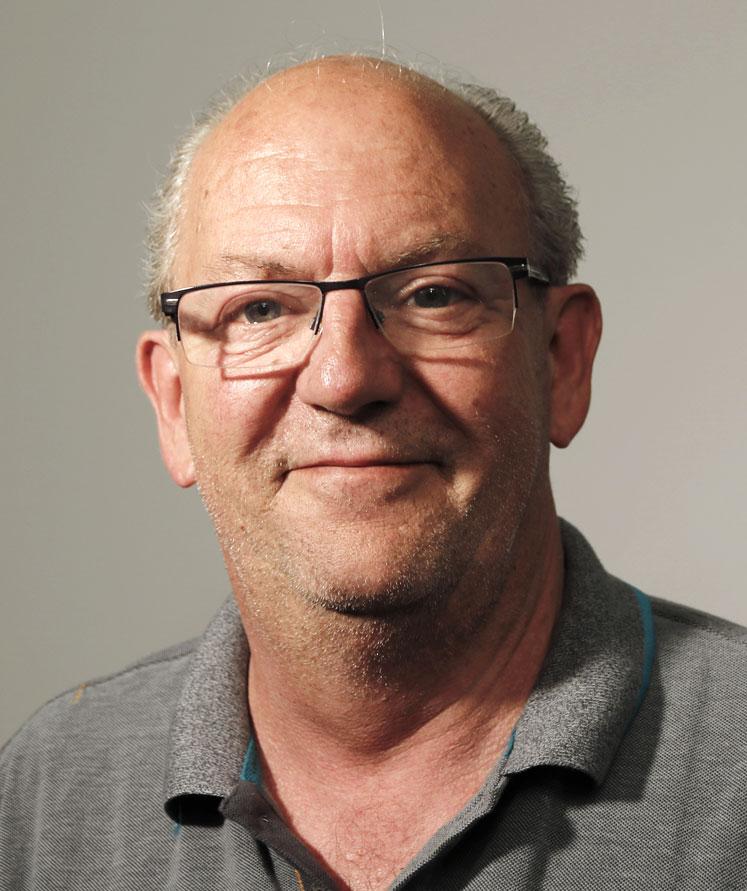 John van den Munckhof